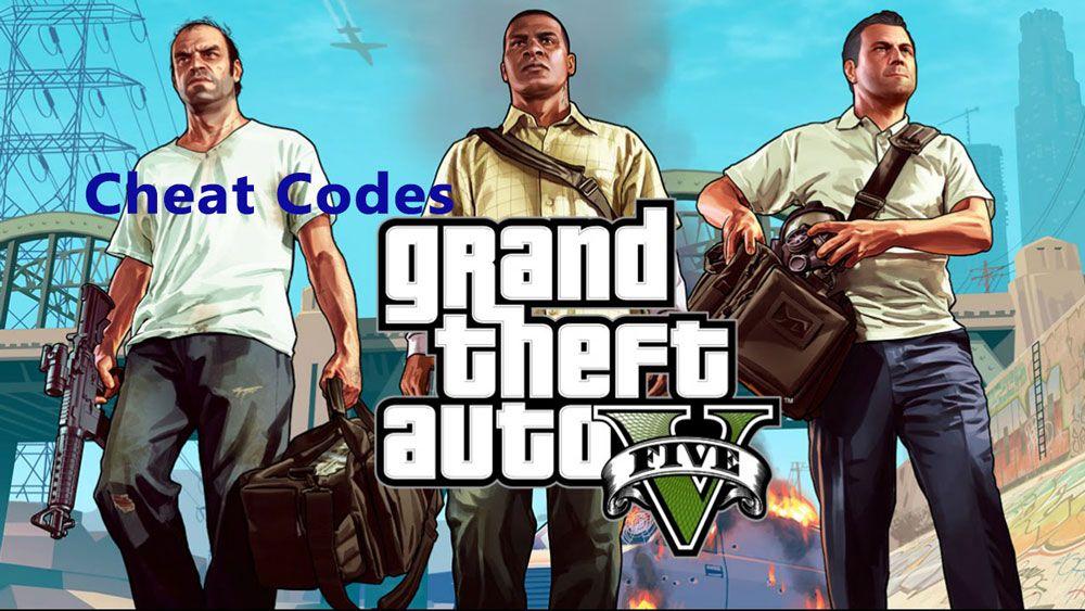 Grand theft auto 5 cheats codes grand theft auto gta
