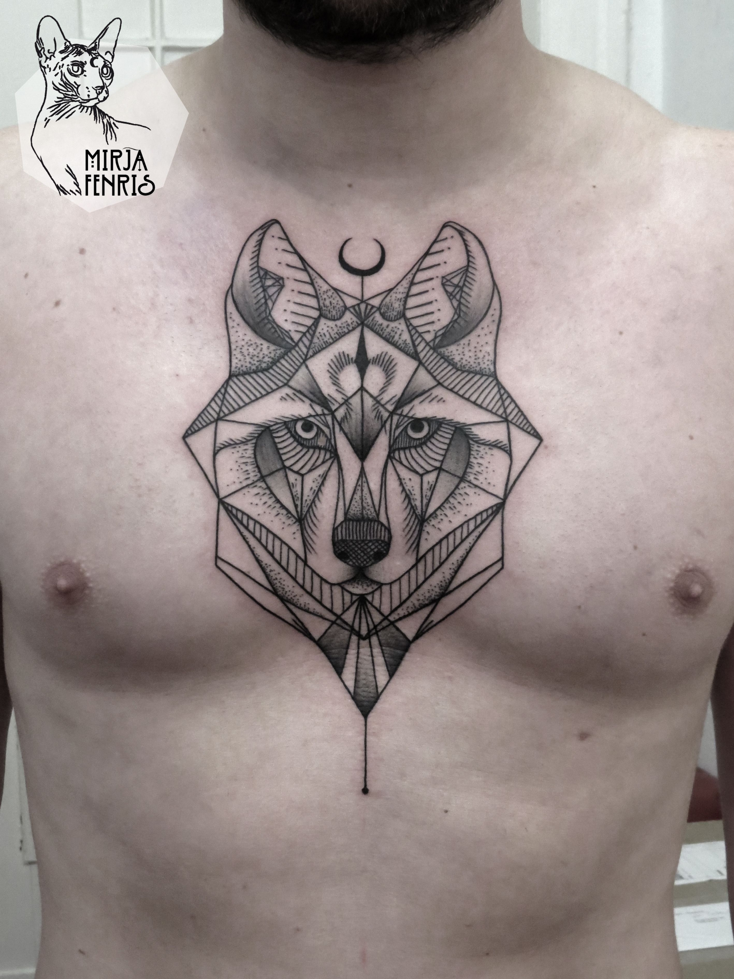 mirja fenris tattoo tattoos tatto. Black Bedroom Furniture Sets. Home Design Ideas