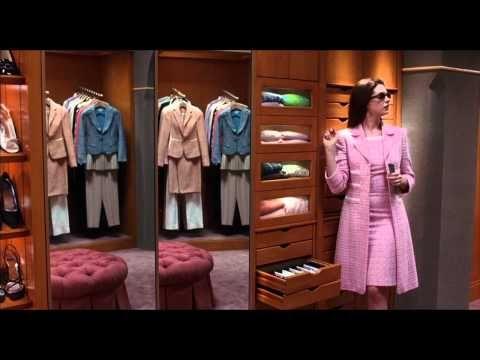 Begehbarer kleiderschrank plötzlich prinzessin  I loved the entire wardrobe in this movie but this has tweed in pink ...