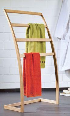 leiter handtuchhalter diener handtuchhalter und handt cher. Black Bedroom Furniture Sets. Home Design Ideas