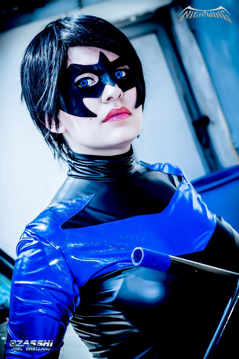 Cosplayer //.facebook.com/ArashiDonoCosplay Ph Ozasshi #cosplay # costume #nightwing  sc 1 st  Pinterest & Cosplayer: https://www.facebook.com/ArashiDonoCosplay Ph: Ozasshi ...