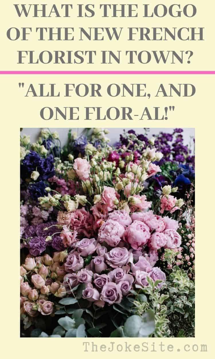 Cute Flower Jokes Thejokesite Com Funny Jokes For The Whole Family In 2020 Flower Puns Flowers Gardening Humor