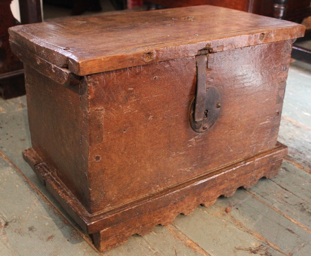 17th century chest