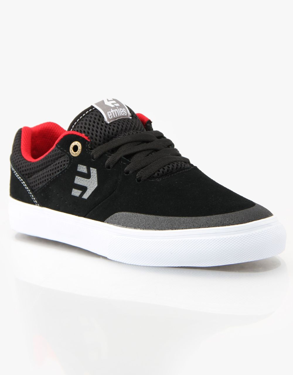 Etnies Marana Vulc Nick Garcia Skate Shoes - Black