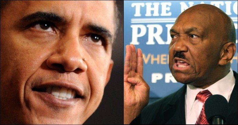 Pastor Ambushes Obama With 11 BRUTAL Words, Issues Challenge To America