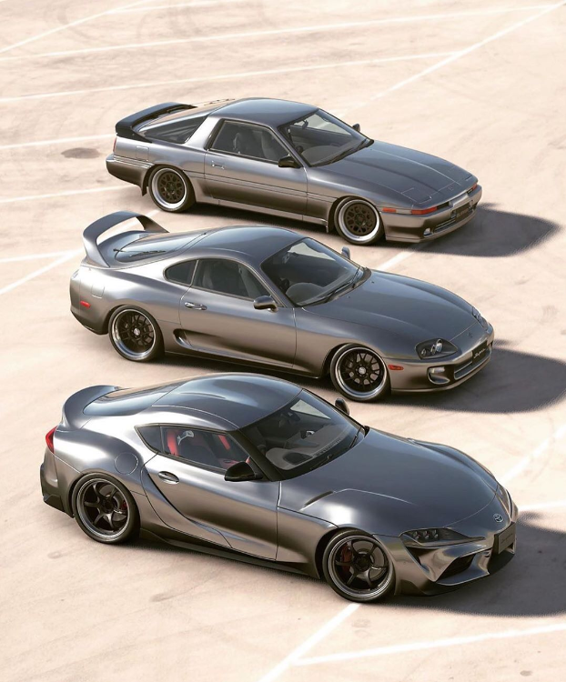 Rate This Supra Evolution 1 To 100 Car Cars Carsmotorcycles Coolcars Supercars Supercar Amazingcars Luxu Toyota Supra Mk4 Toyota Supra Toyota Supra Mk3
