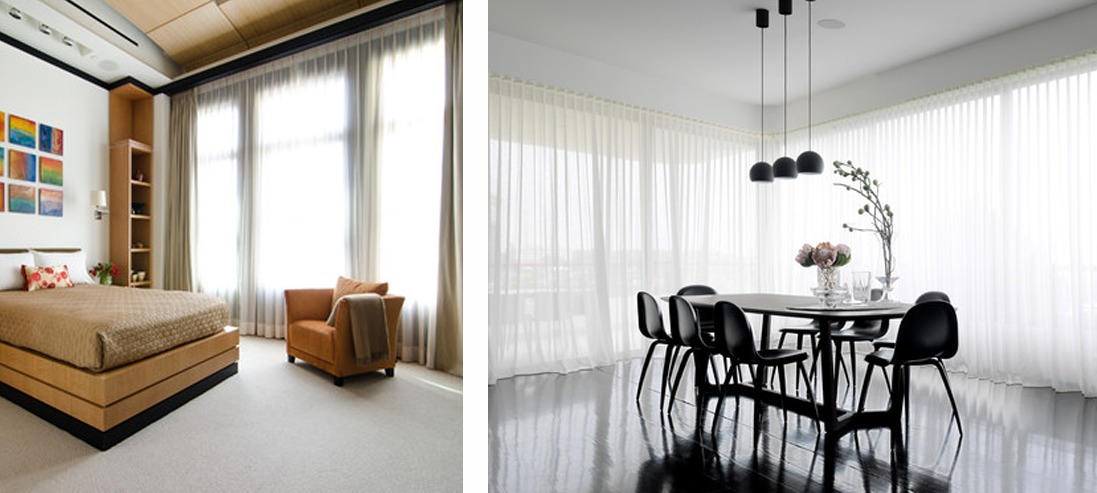4 Ways to Keep Your Pleated Curtains From Seeming Dated