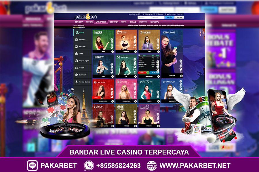 Pin Di Bandar Live Casino Terpercaya Agen Live Casino Terbesar Situs Live Casino Terlengkap
