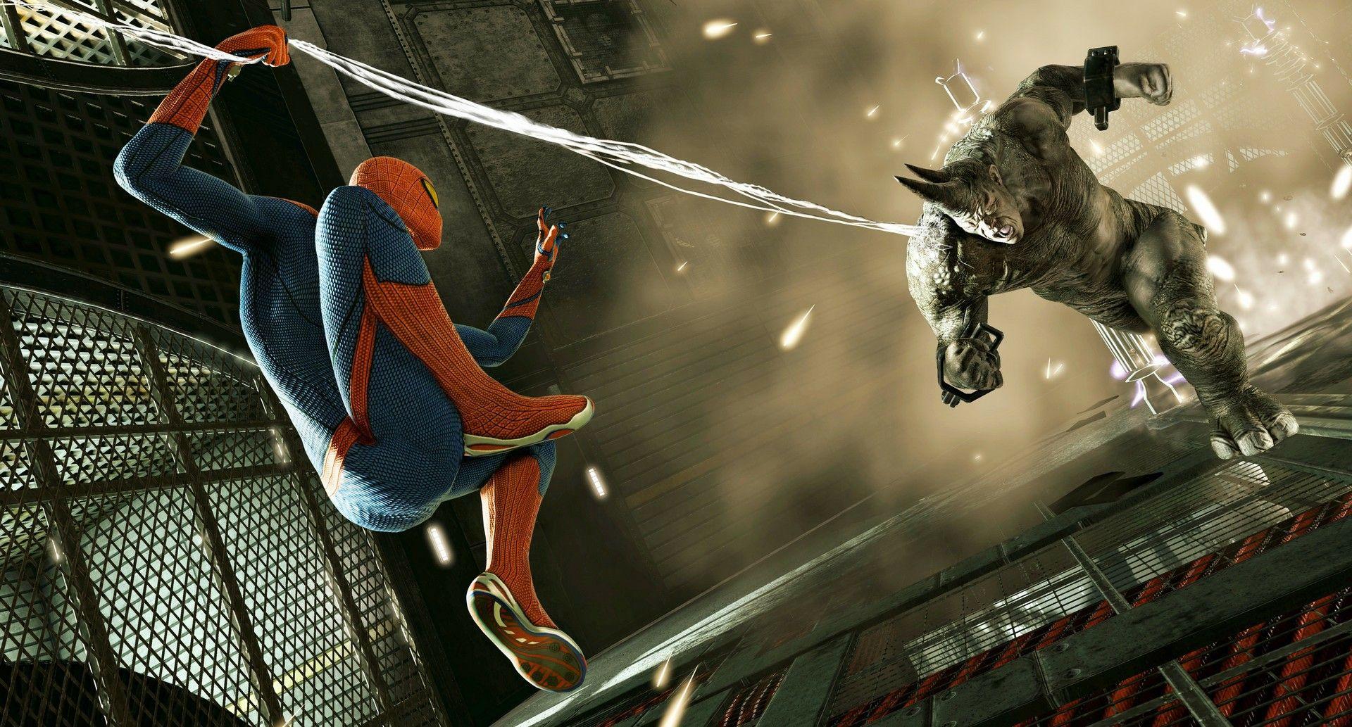 the amazing spiderman hd desktop wallpaper widescreen high | hd