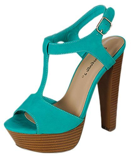 Breckelles Women's Betsey-41 Buckle Ankle Strap Stacked W... http://www.amazon.com/dp/B01B6MF8AC/ref=cm_sw_r_pi_dp_HJ3uxb0JA2F4J