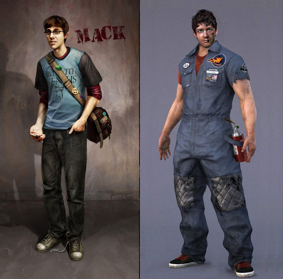 Mack nick concept art for dead rising 3 dead rising pinterest mack nick concept art for dead rising 3 malvernweather Images