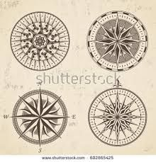 Image Result For Nautical Star Compass Painting Wind Rose Compass Tattoo Men Nautical Tattoo Sleeve