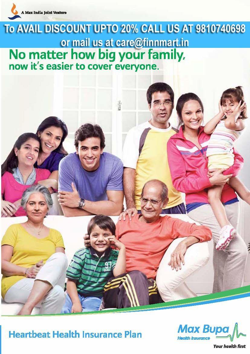 Max Bupa Health Insurance Family Health Insurance Health