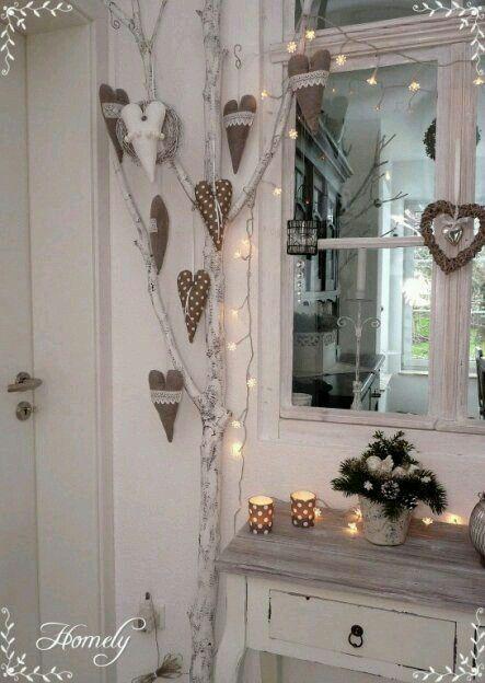 Wanddeko wohnzimmer landhausstil  Pin von Božena Lacinová auf mima | Pinterest | Anleitung ...
