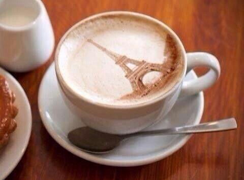 Paris in Your Cup.