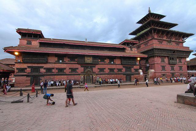 Patan Durbar Square by Sandeep Shrestha Photography, via Flickr #nepal