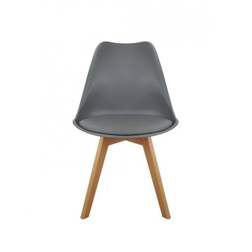 Great MDM Grey Latino Dining Chair