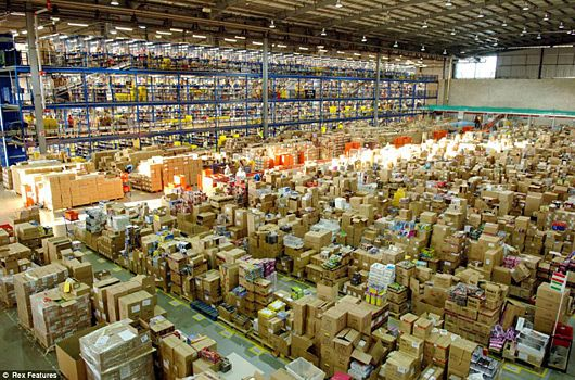 Order Fulfillment By Amazon Warehouse Jobs Book Collectors Amazon