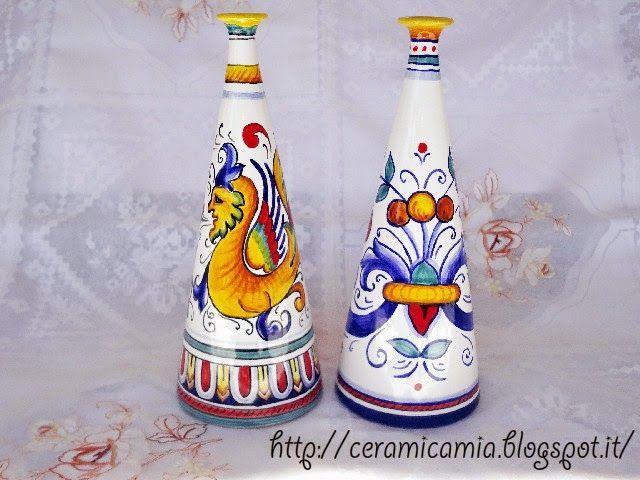 #Bomboniere di #ceramica dipinte a mano #Italy http://ceramicamia.blogspot.it/p/bomboniere.html