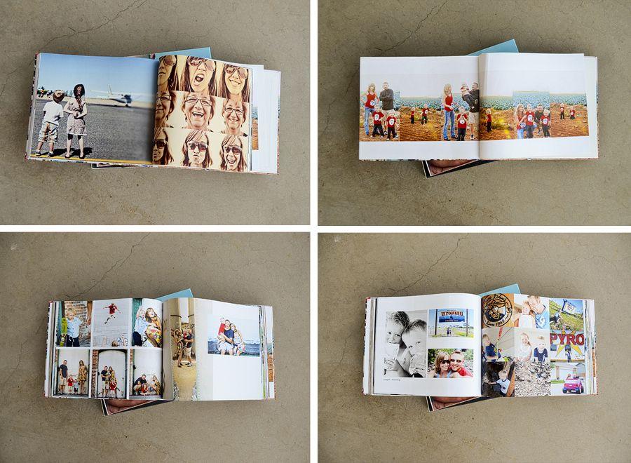 Blurb annual family photobook