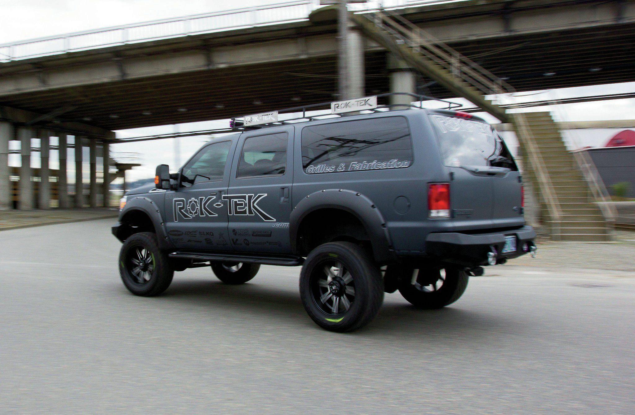 2001 Ford Excursion Broncos excursions Pinterest