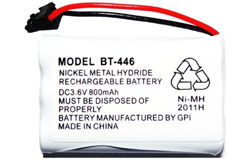 Rechargeable Replacement Bt 446 Batte