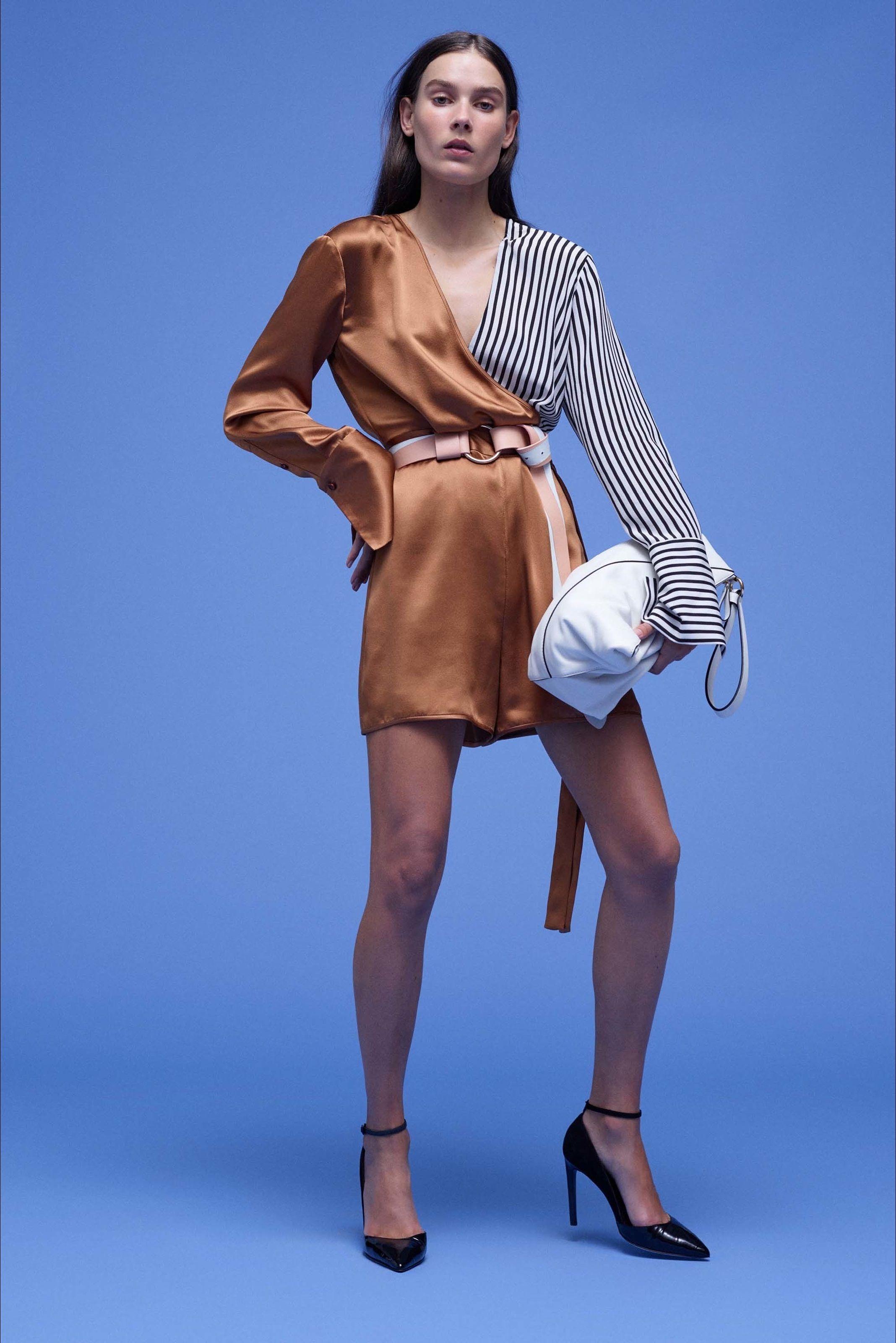 #DianeVonFurstenberg #2017 #Fashion #Show #Fall2017 #nyfw #NewYork #Fashionweek via @TheCut
