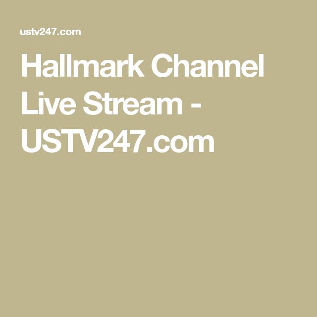 Hallmark Channel Live Stream - USTV247 com   TESCOM VALCUUM