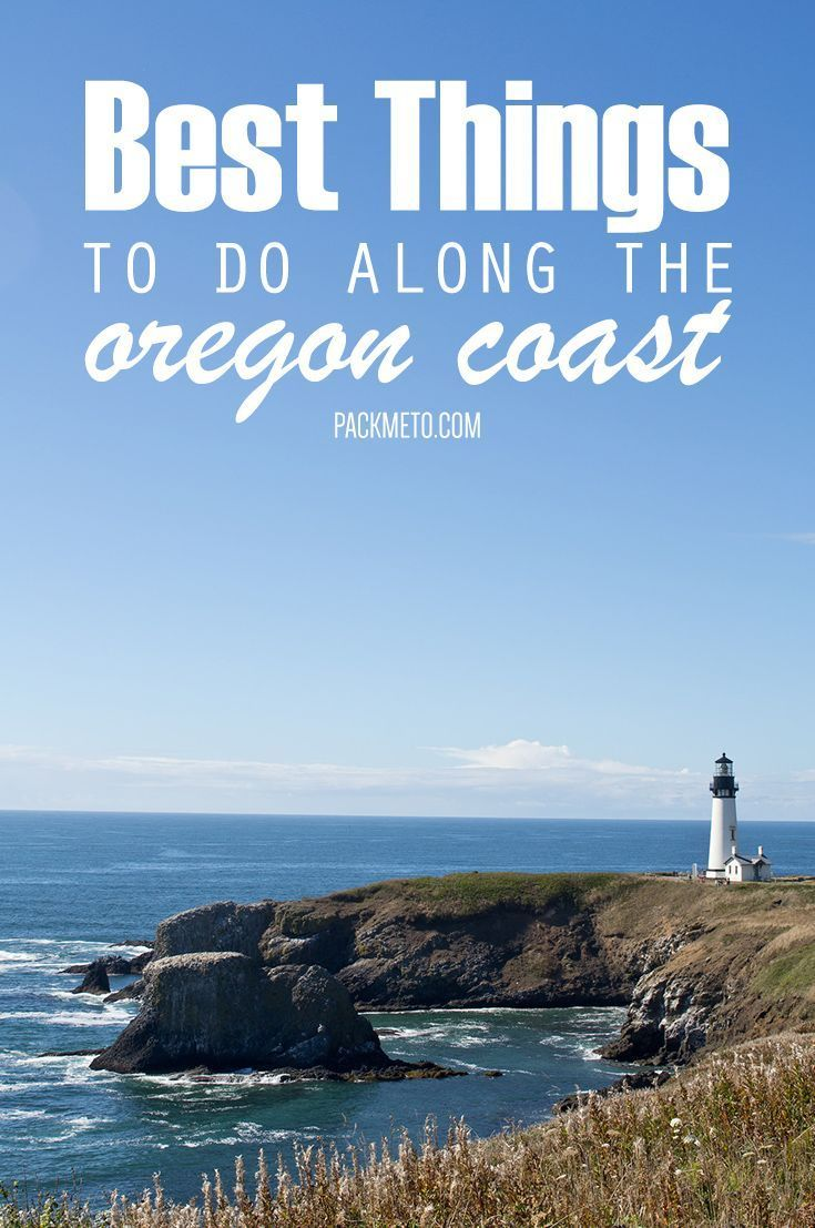 Best Things To Do Along the Oregon Coast #oregontravel