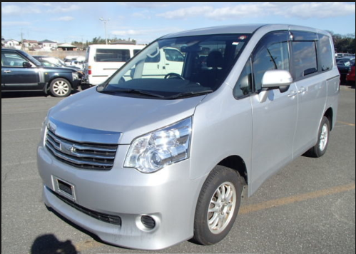 Toyota Noah Silver 2013 for sale Toyota, Suv car, Vehicles
