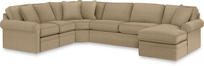Collins Sectional By La Z Boy I Really Like This Sectional