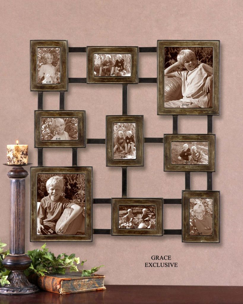 Rustic Picture Frames Collages Large Rustic Picture Frames Frme Big ...