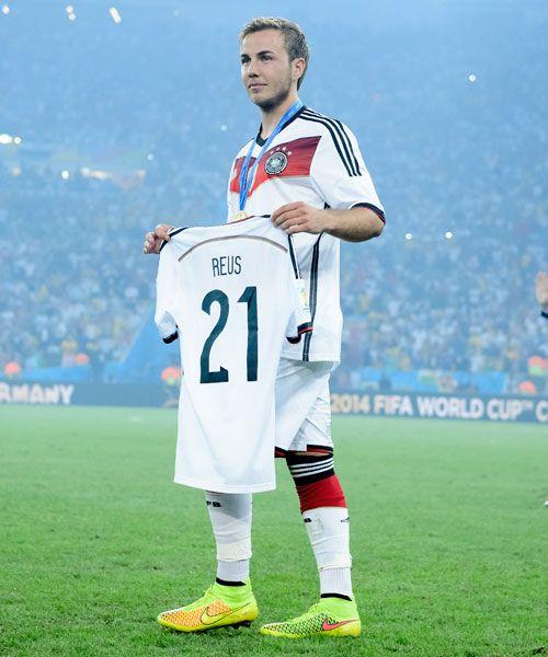 Marco Reus Der Aufstieg Zum Borussia Star Deutsche Fussballer Deutschland Fussball Bundesliga