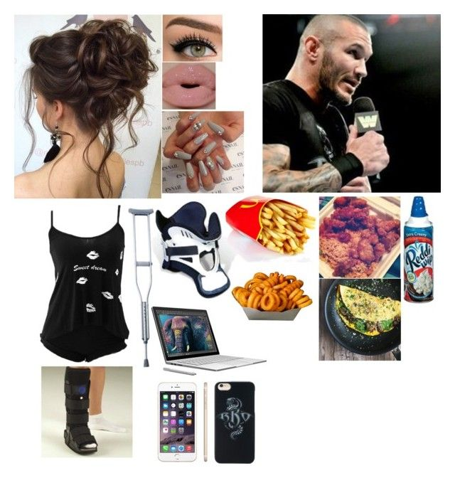 """""""""""I just don't want him to hurt you anymore!""""-Randy"""" by kaitlyngilmore ❤ liked on Polyvore featuring Microsoft and Junk Food Clothing"""