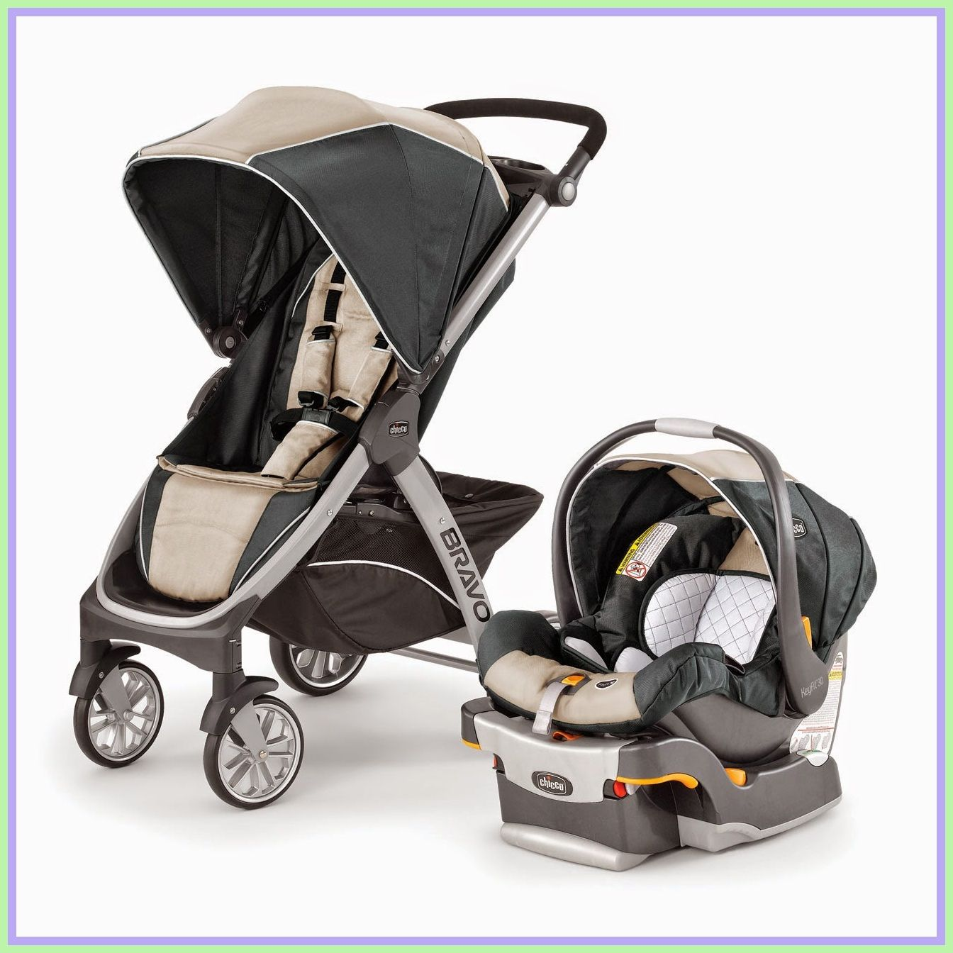 Chicco Lightweight Stroller Instructions - Stroller