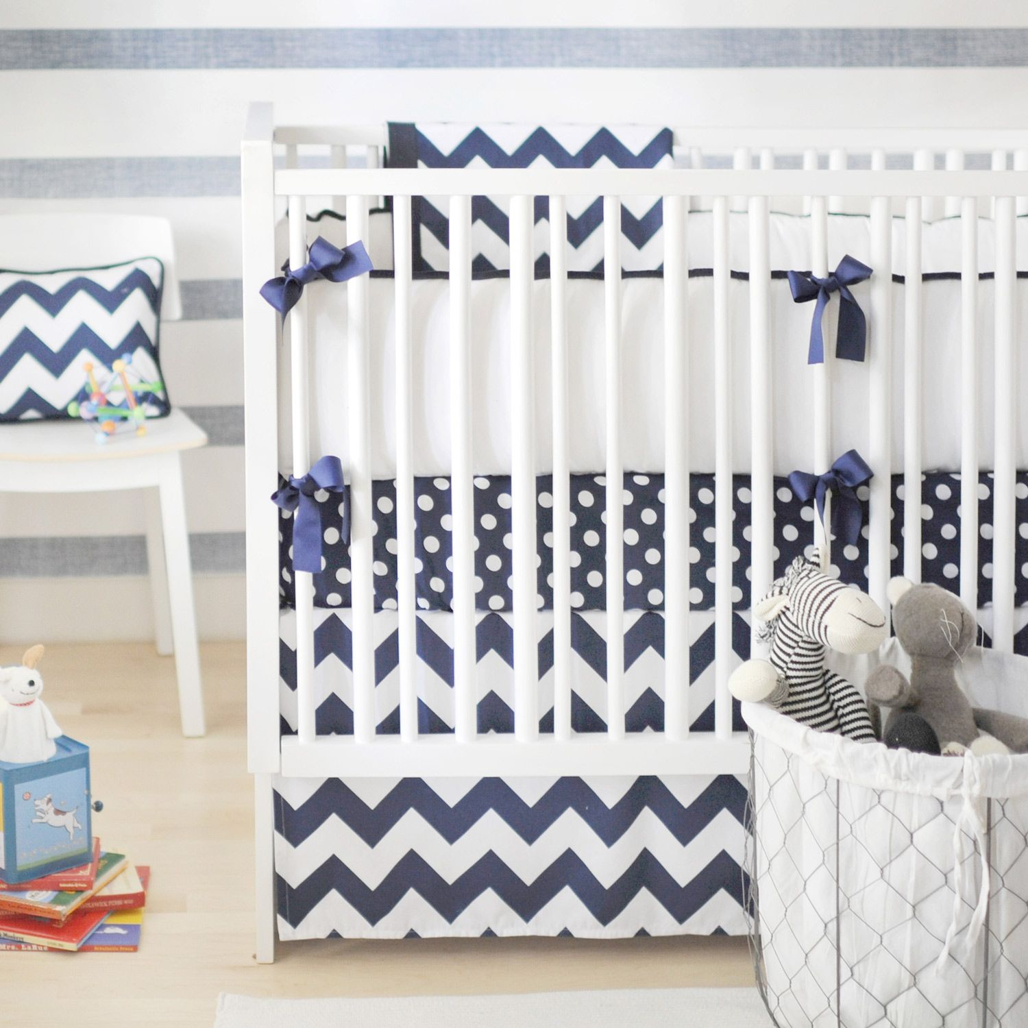 Nautica baby bedding william - Baby Boy Bedding Nautical Play Room
