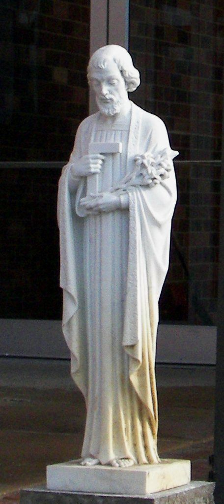 St Joseph Statue To Help Sell Your Orland Park Home Statue