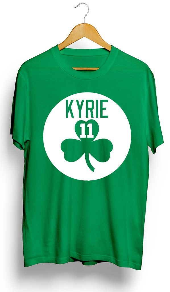 ae5d5be11b3 Kyrie Irving Boston Celtics T-Shirt