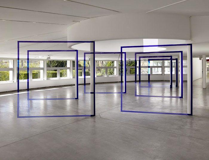 以建築為背景的巨型錯視藝術 - 瘋潮流 - 室內設計-瘋設計 FUN DESIGN