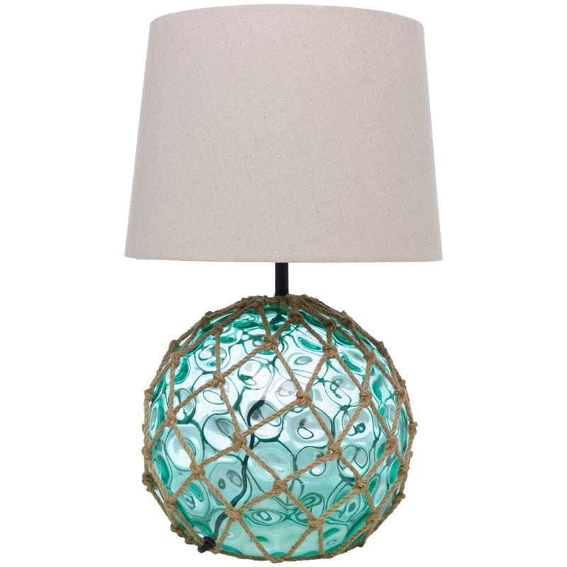 Tischlampe Glas Quot Boje Quot Tischlampen Lampe Glas