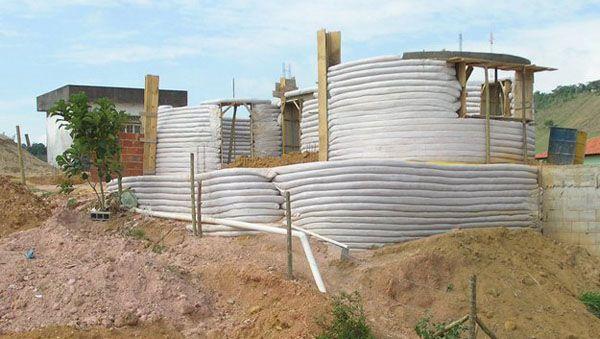 Earthbag Building: Community Center for Al-Jawasreh Village