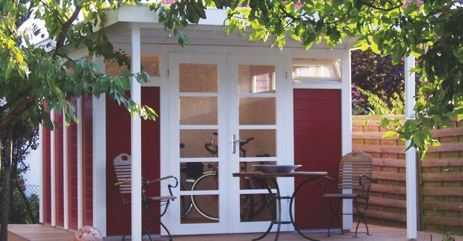 Schwörer Gartenhaus schwörer design gartenhaus made in germany aus fichte aus