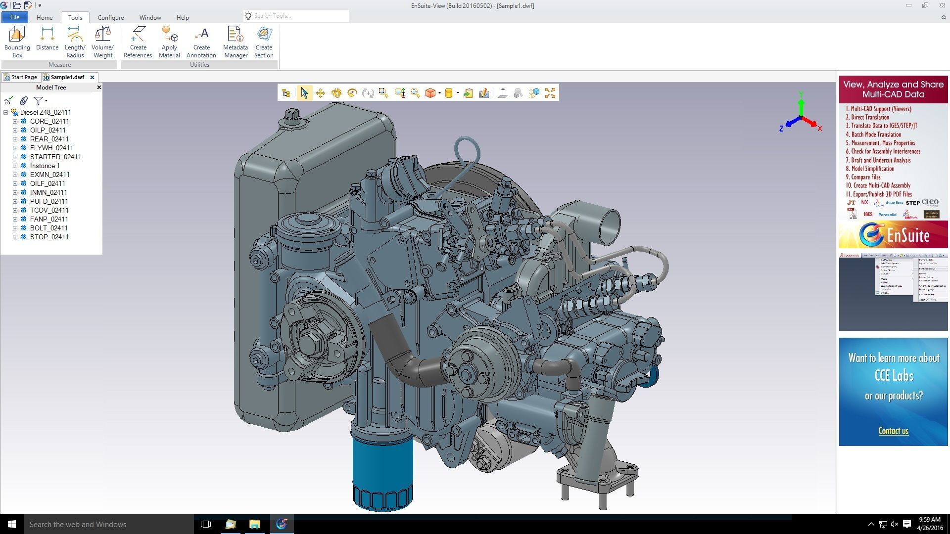 Do you think identifying multi-#CAD viewer is a rocket