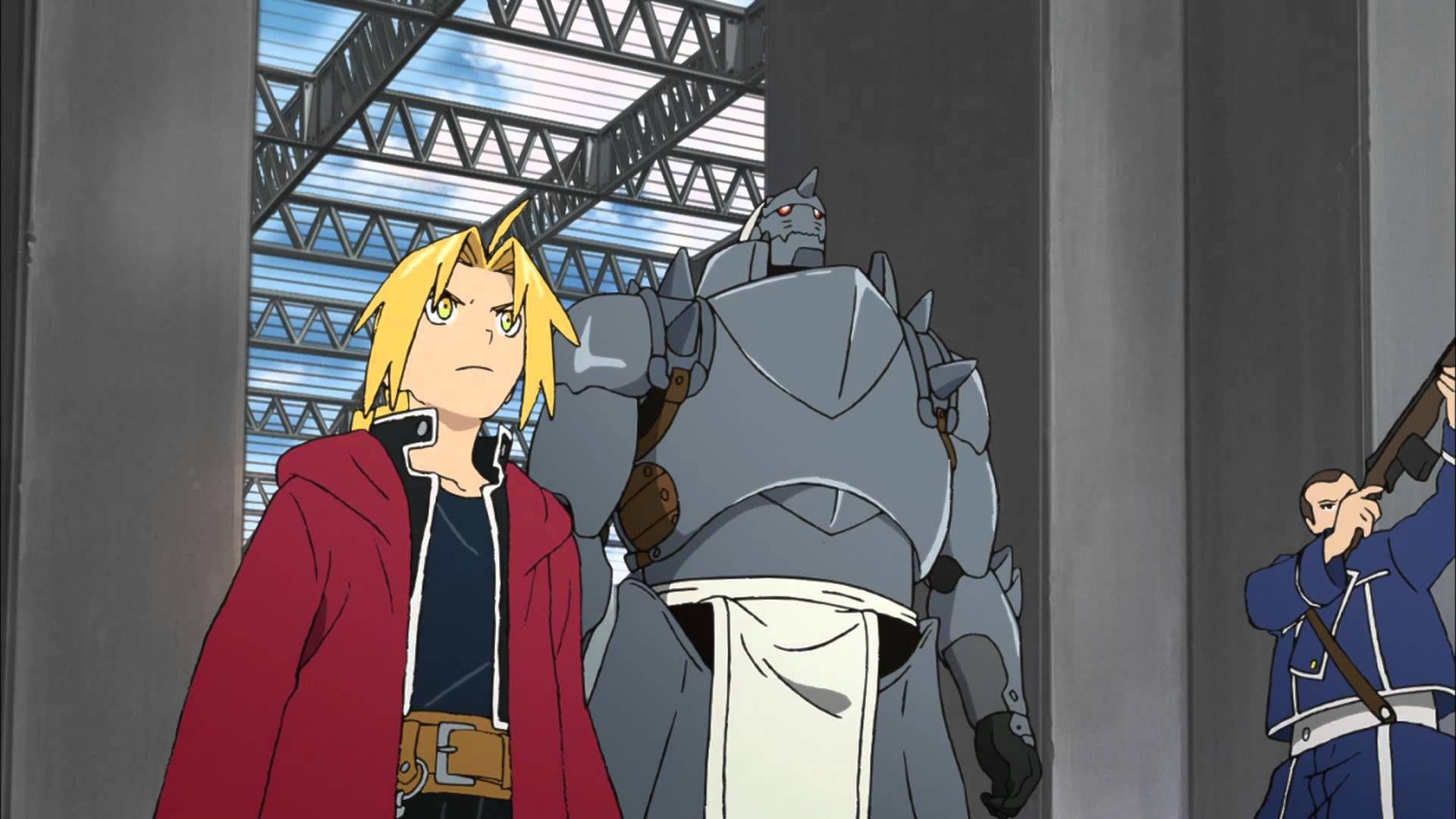 Fullmetal Alchemist: The Sacred Star of Milos - Trailer ...