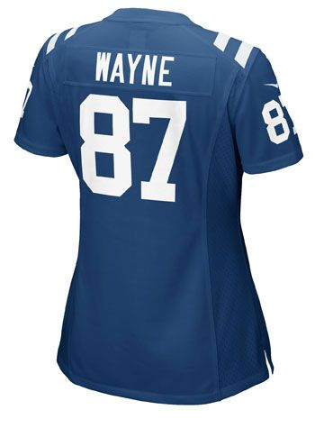 Hot Nike Limited Women\'s Indianapolis Colts #87 Reggie Wayne Team Color  for sale ennBzCiS