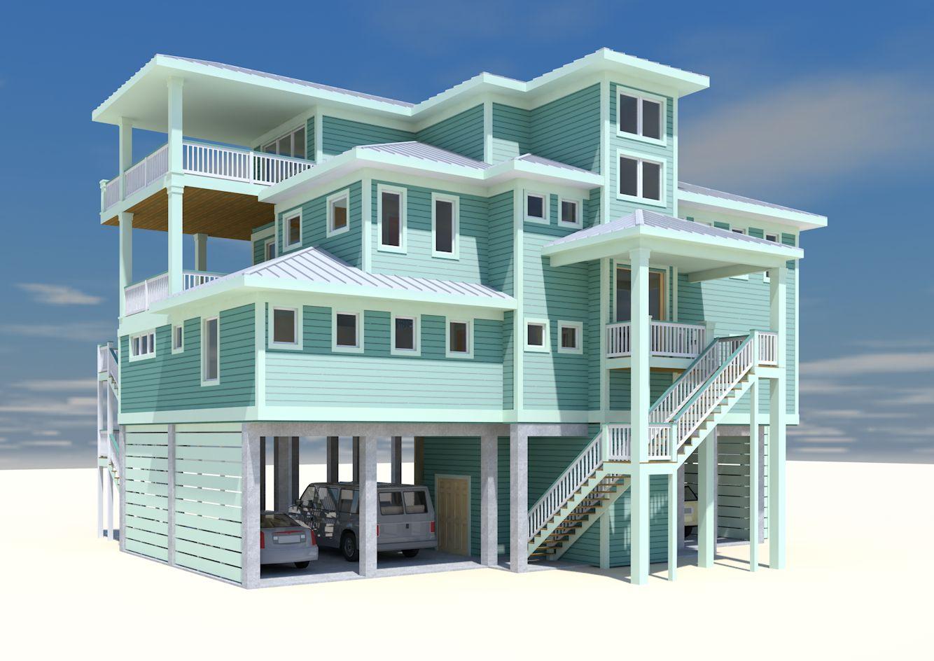 Pin On Beach House Design