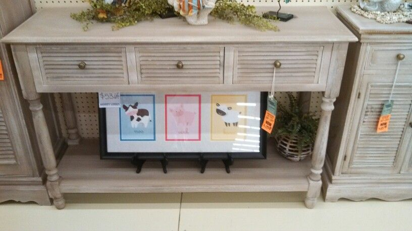 High Quality Hobby Lobby Tables 2 Console Table I Adore At Hobby