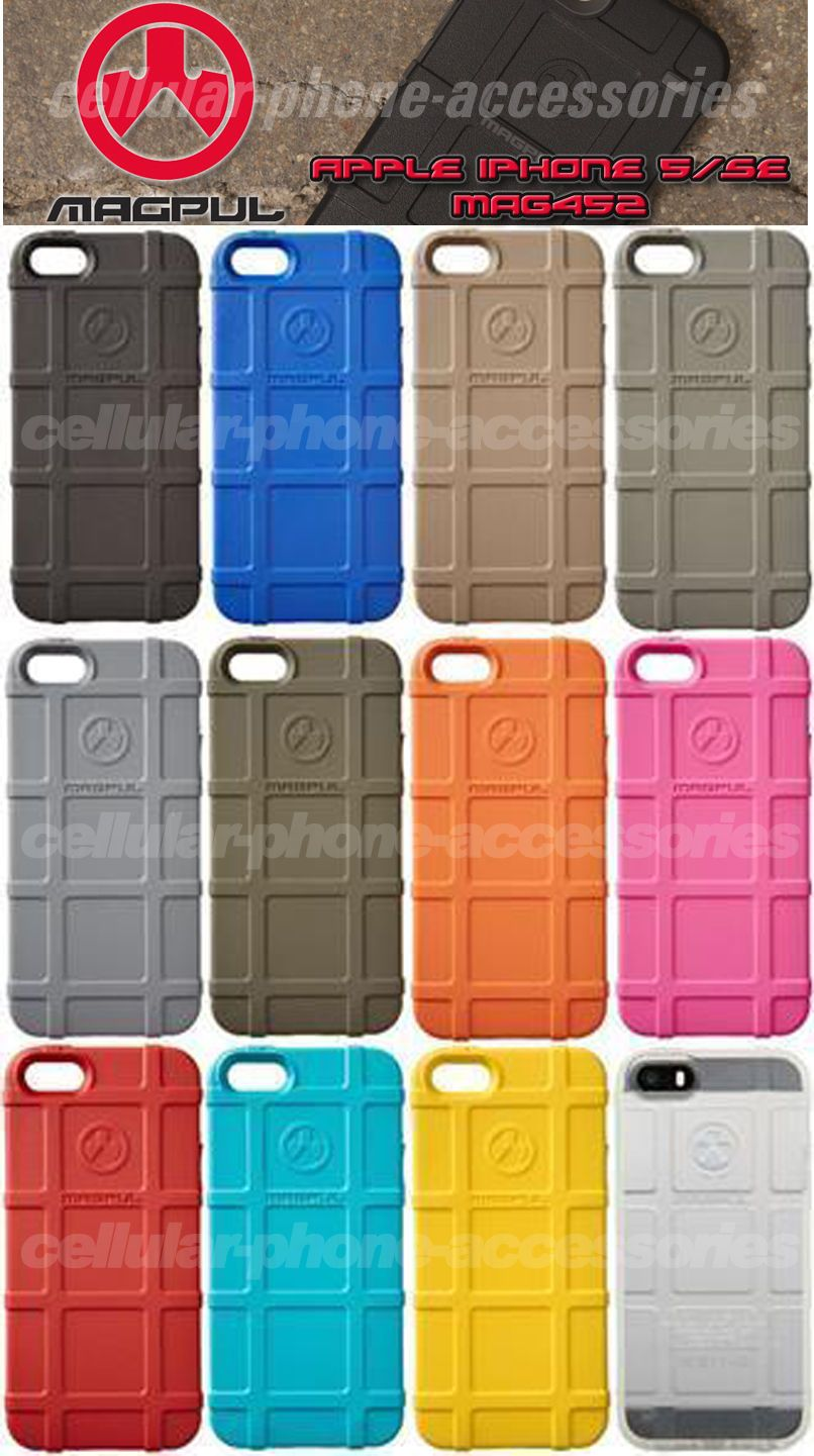 huge discount 78b4b e2a1b Details about Magpul Field Case for iPhone 5,5s and iPhone SE MAG452 ...