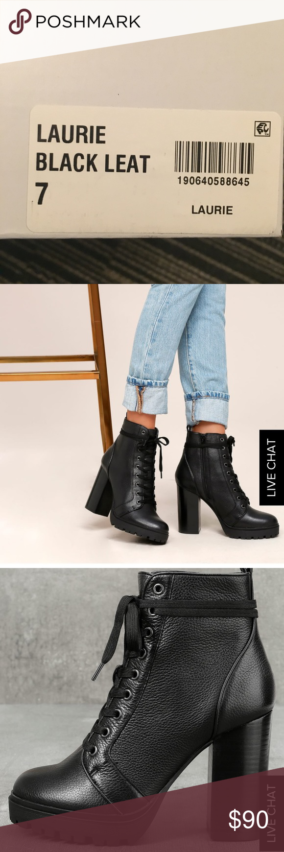 37dee4ad807 STEVE MADDEN LAURIE BOOTIE Size 7 - BRAND NEW! Steve Madden - Laurie ...