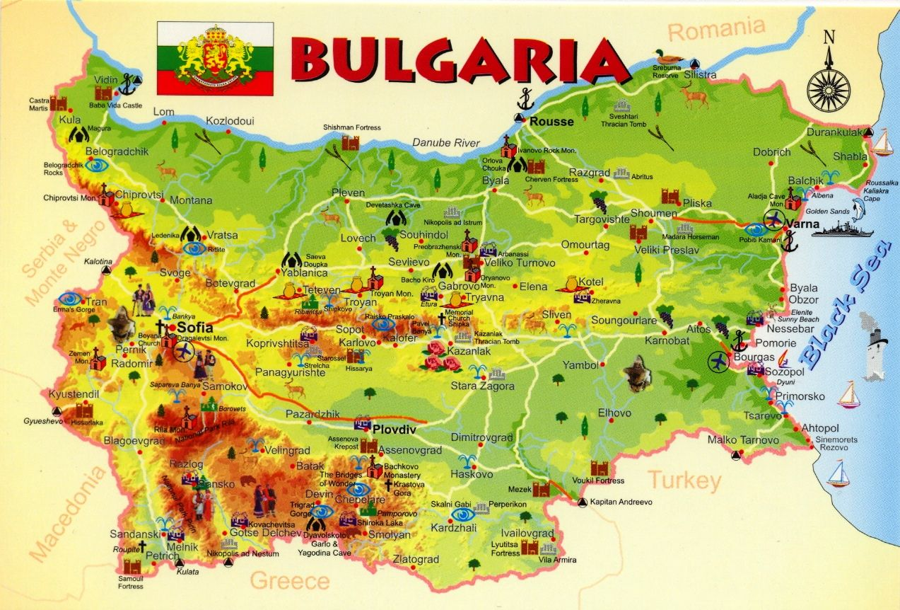 Carte Roumanie Bulgarie.Epingle Par Bella Franco Sur Bulgaria Voyage Bulgarie